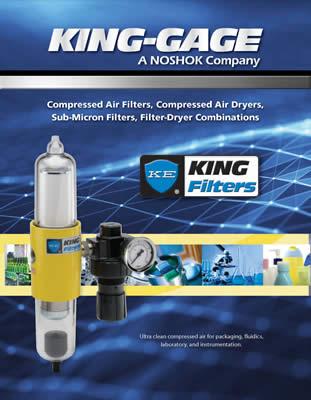 King Filter Catalog