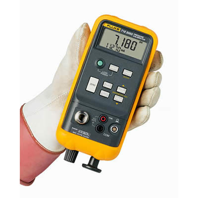 Fluke Model 718 Pressure Calibrator